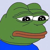 Smutna Żaba
